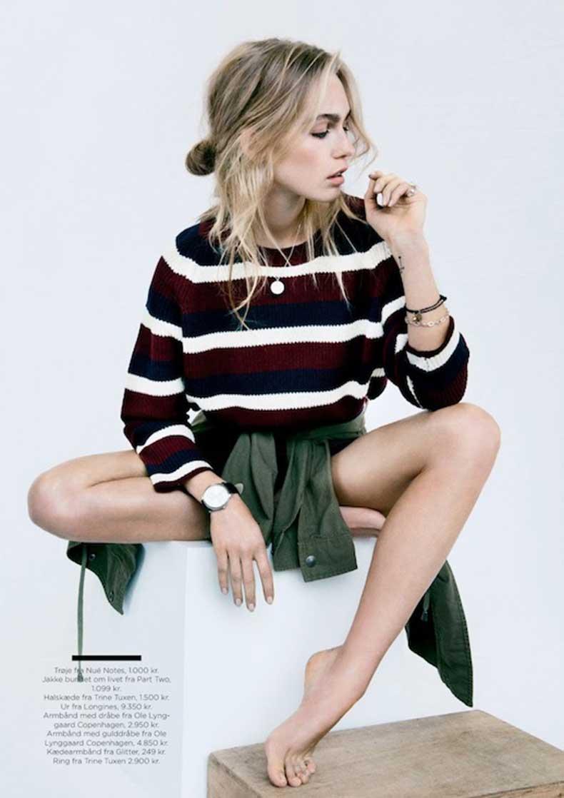 19-Le-Fashion-Blog-19-Ways-To-Wear-A-Half-Up-Top-Knot-Bun-Blonde-Highlights-Hair-Via-Eurowoman