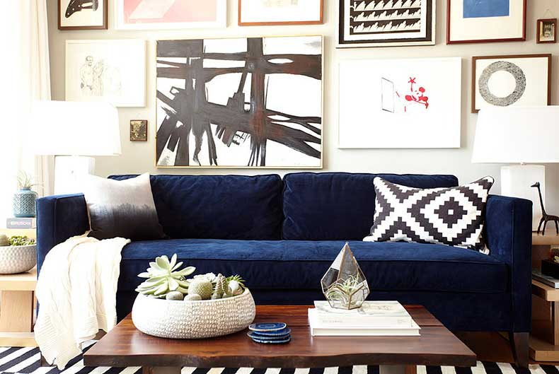 Choosing-solid-sofa-works-base-eclectic-mix