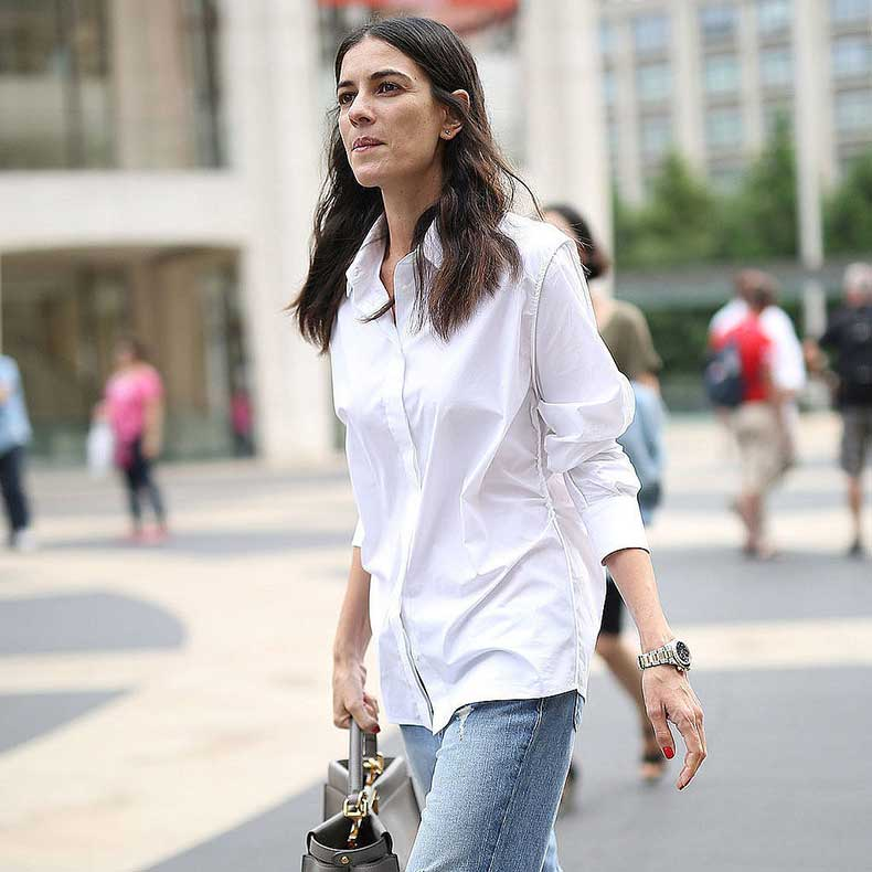 Fashionable-Ways-Style-Button-Down-Shirt