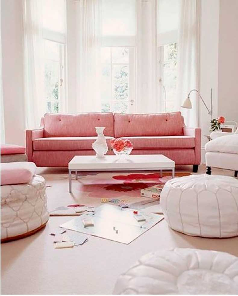 pink-sofa-with-white-maroccon-leather-poofs-girly-girly-but-i-love-it-via-home-2-me