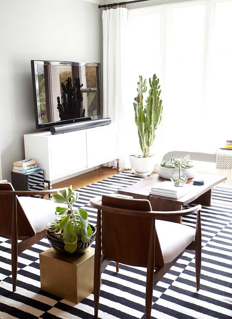 striped-rug-pops-white-sunny-living-room
