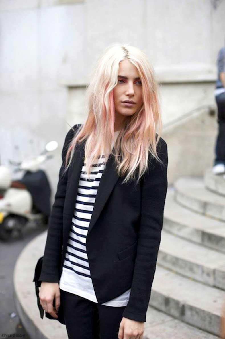 1-Le-Fashion-Blog-7-Inspiring-Pink-Ombre-Hair-Looks-Dree-Hemingway-Model-Street-Style-Via-Style-Sightings