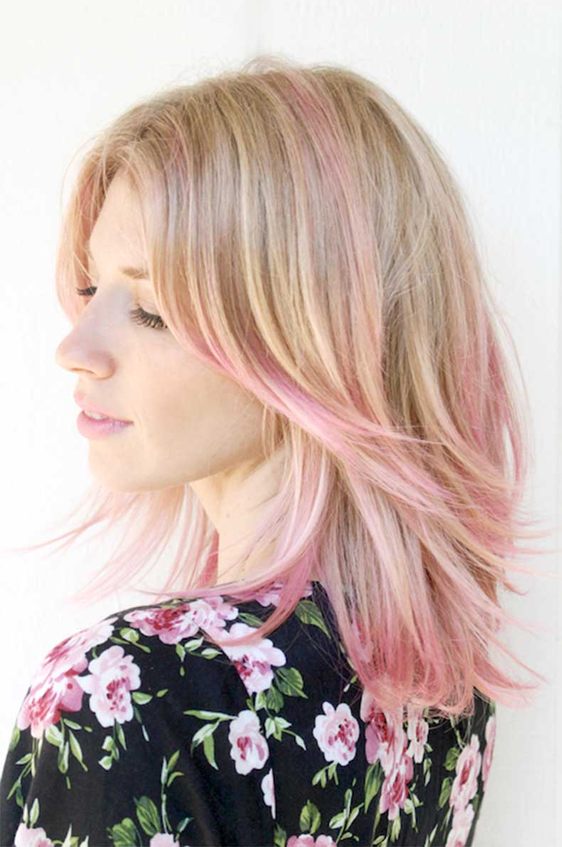 4-Le-Fashion-Blog-7-Inspiring-Pink-Ombre-Hair-Looks-Layers-Highlights-The-Girls-With-Glasses