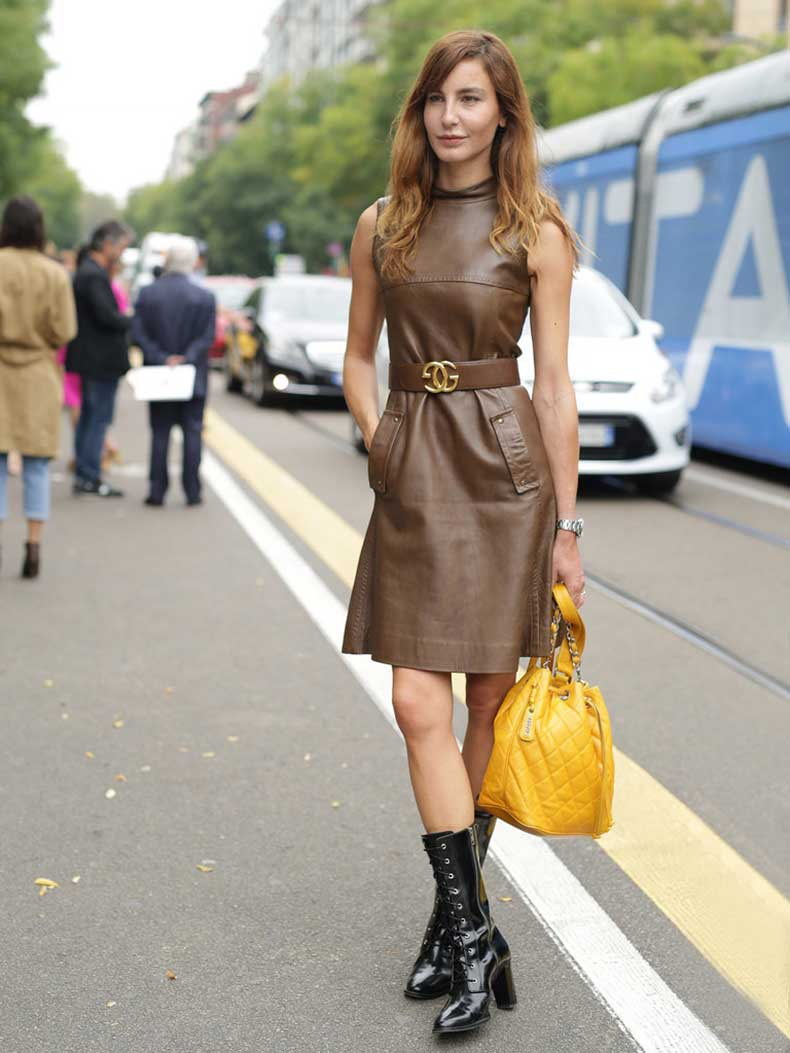 Go-full--leather-look-structured-sheath