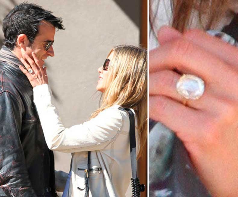 Jennifer-Aniston-debuted-her-engagement-ring-from-Justin-Theroux