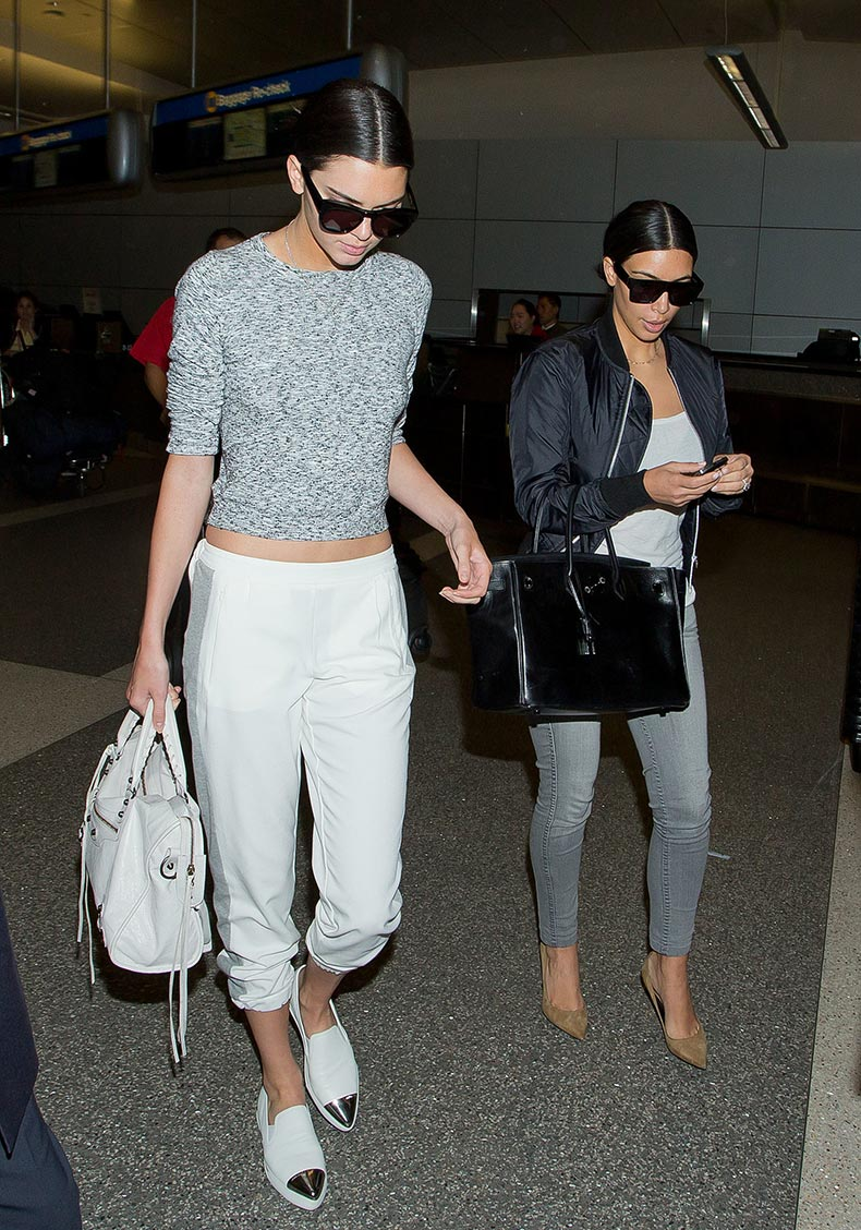 Kendall-Jenner-Kim-Kardashian-known-making-stylish