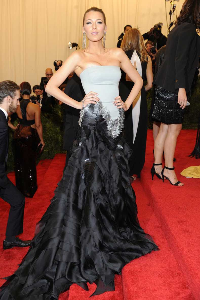 When-She-Perfected-Punk-Glam-Look-2013-Met-Gala