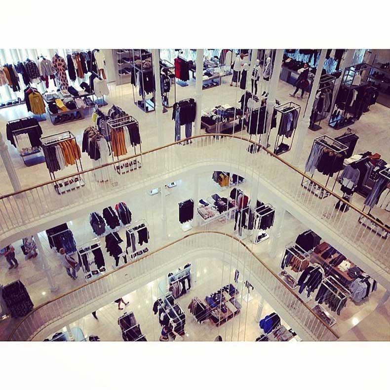 Zara-parent-company-Inditex-world-largest-apparel-retailer
