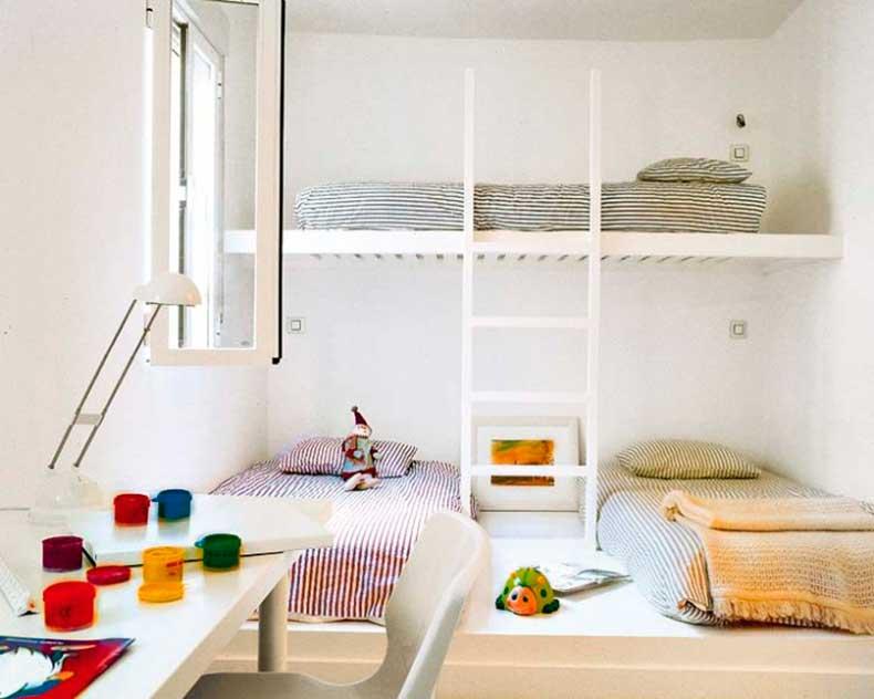 dormitorio-para-cuatro-bunk-beds-remodelista