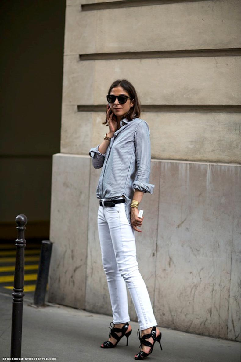 26-Le-Fashion-Blog-30-Fresh-Ways-To-Wear-White-Jeans-Capucine-Safyurtlu-Patent-Sandals-Via-Stockholm-Streetstyle