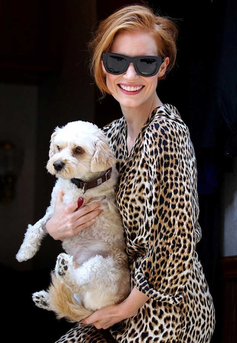 9-Le-Fashion-Blog-20-Inspiring-Short-Hairstyles-Jessica-Chastain-Asymmetrical-Hair-Via-Daily-Mail-UK