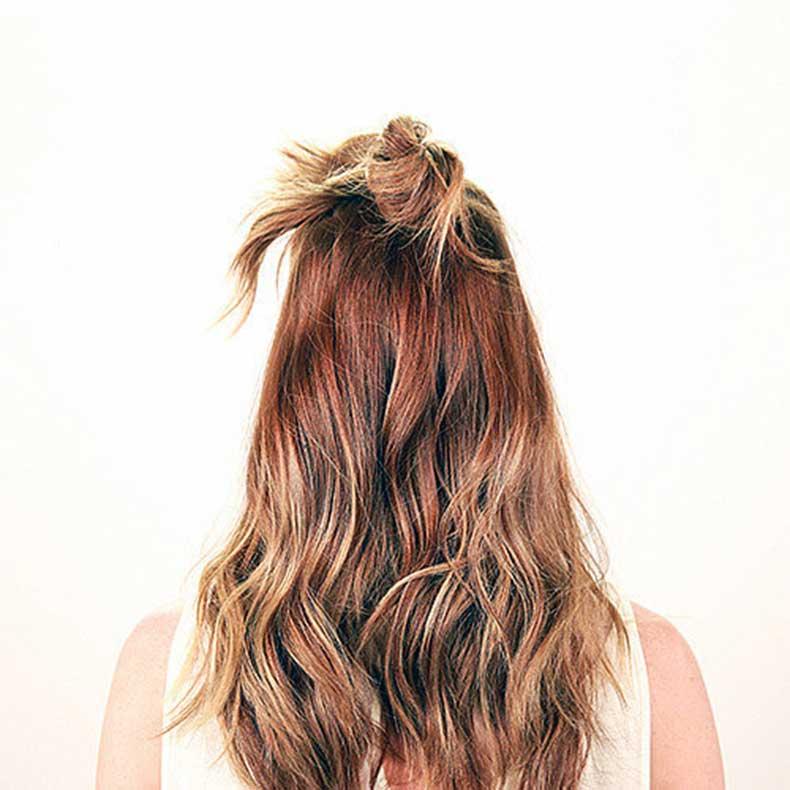 Midlength-Hair