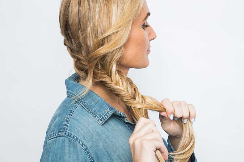 Once-all-hair-over-one-side-convert-plait