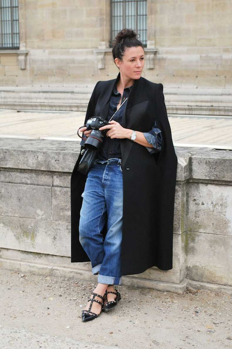 Who-What-Wear-Blog-7-Ways-To-Style-Boyfriend-Jeans-Street-Style-Inspiration-Garance-Dore-Stylesight