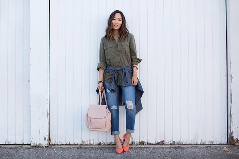 aimee_song_ripped_boyfriend_jeans_utility_shirt