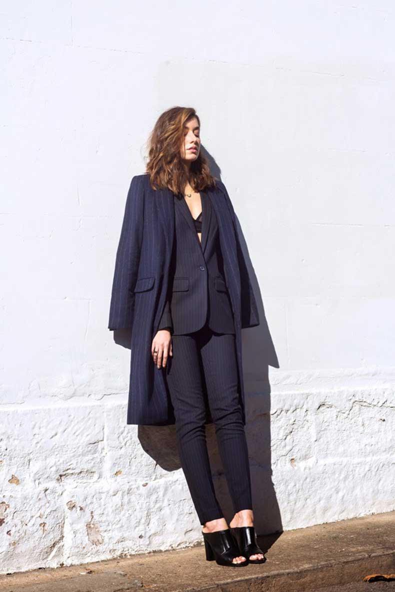 chronicles-of-her-pinstripe-suite-trend-zara-coat