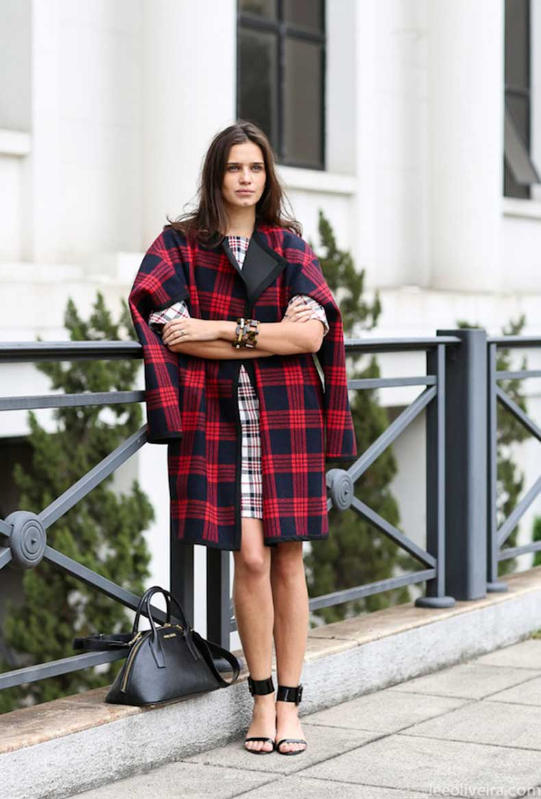 street-style-feminine-plaid-on-plaid-2