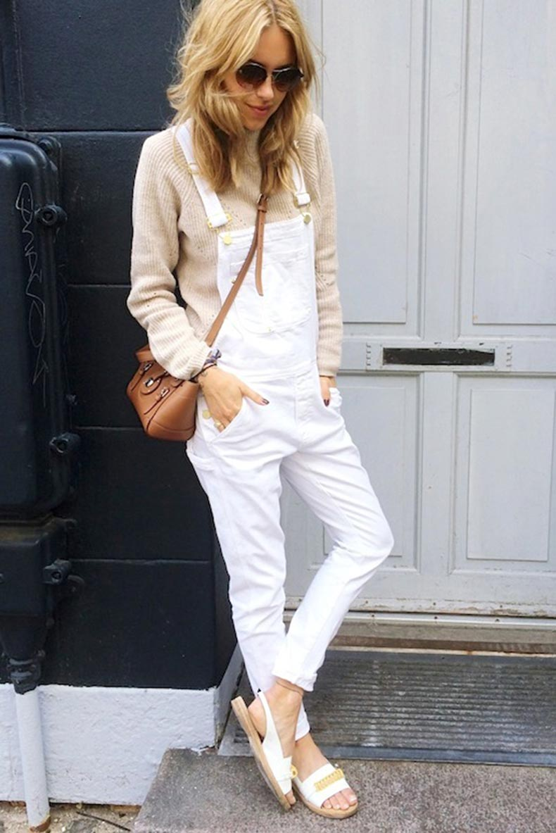 10-Le-Fashion-Blog-17-Ways-To-Wear-White-Overalls-Tan-Sweater-Mini-Bag-White-Sandals-Via-Blogger-Look-De-Pernille