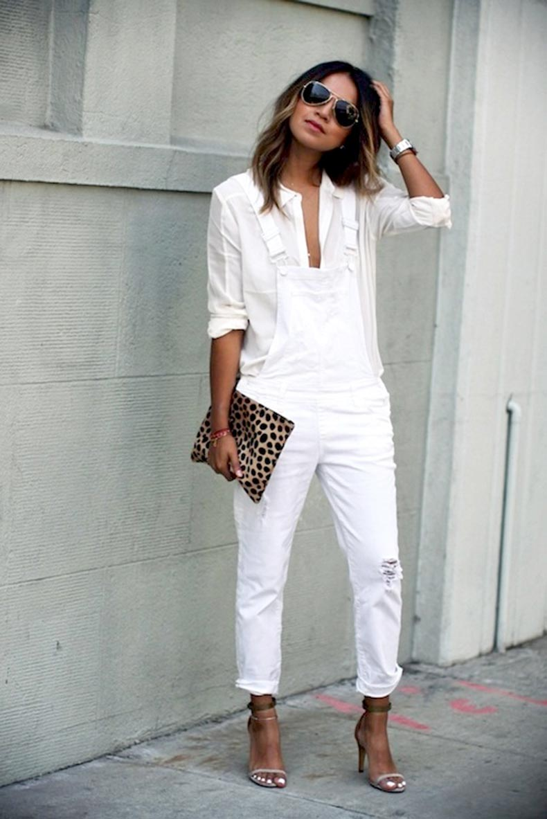 17-Le-Fashion-Blog-17-Ways-To-Wear-White-Ripped-Overalls-Button-Down-Leopard-Print-Bag-Sandals