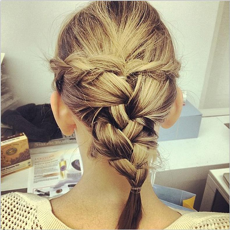 Braided-Lob