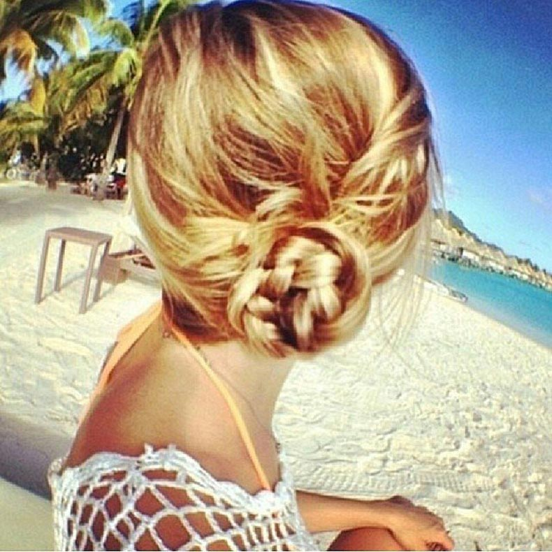 Braided-Side-Bun