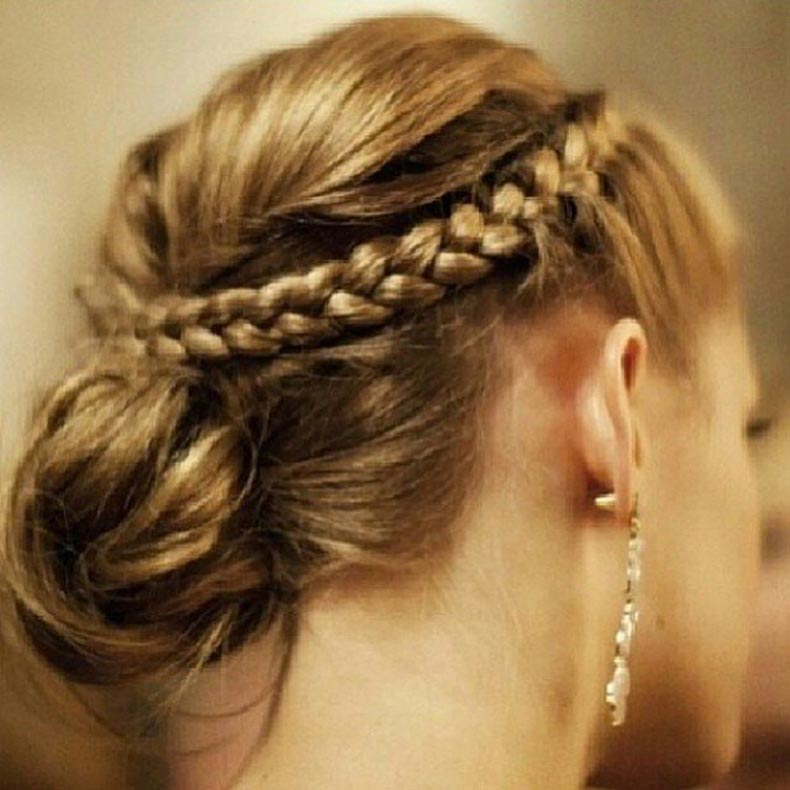 Elegant-Braided-Bun