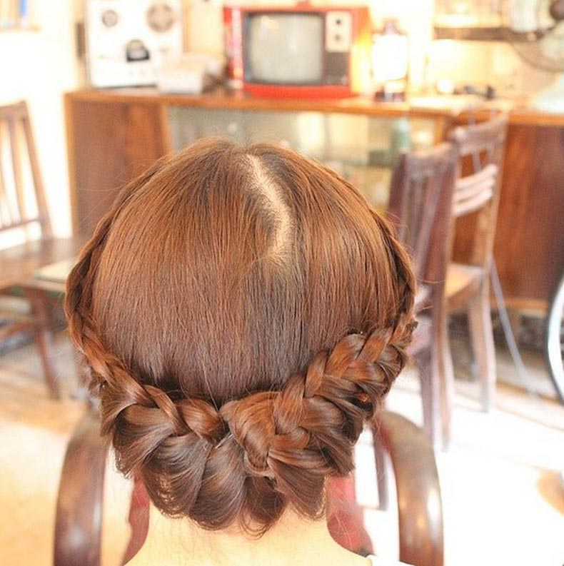 Elegant-Braided-Updo