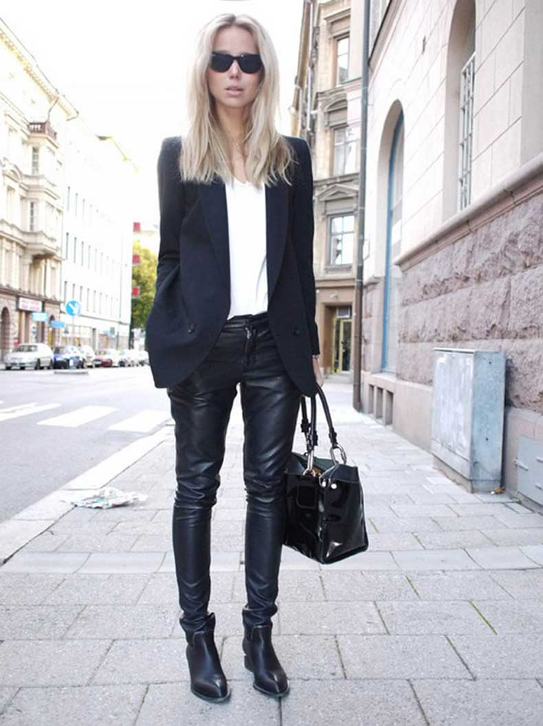 Elin-Kling-leather-pants