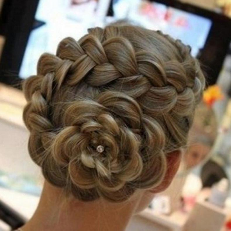 Flowerlike-Braid