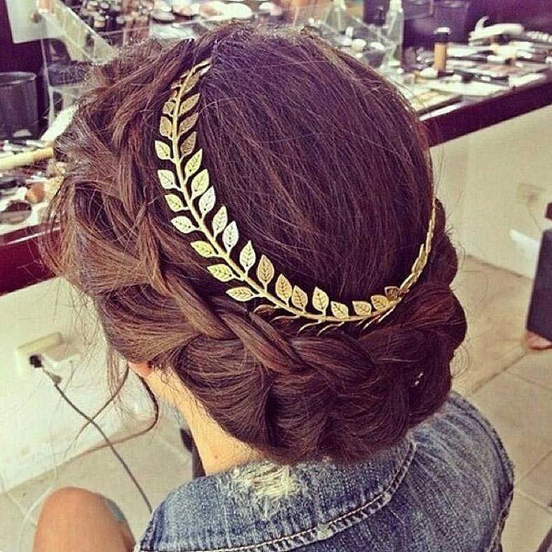 Gilded-Crown-Braid