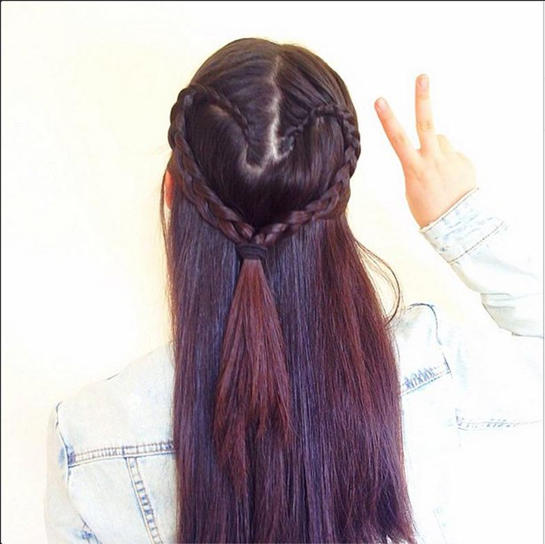 Half-Up-Heart-Braid
