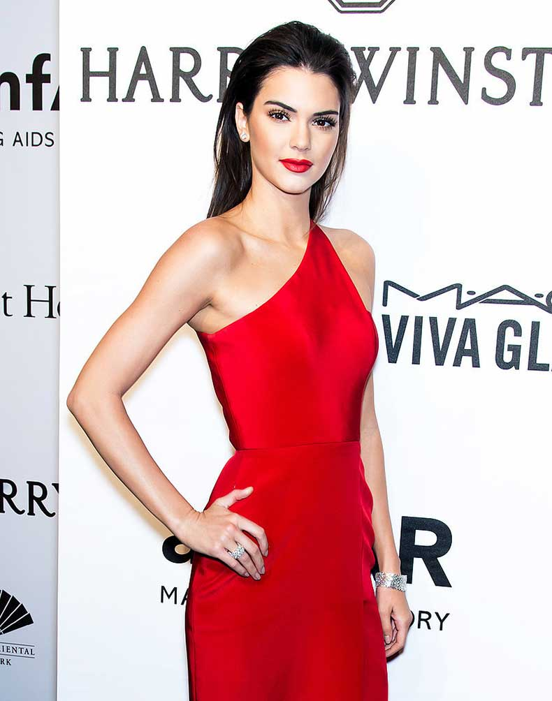 Kendall-Jenner-Beauty-Fashion-Week-Spring-2015