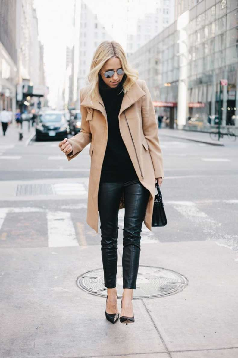 Leather-pants-and-Camel-coat-682x1024