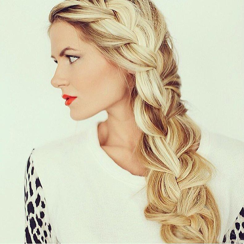 Long-Loose-Braid