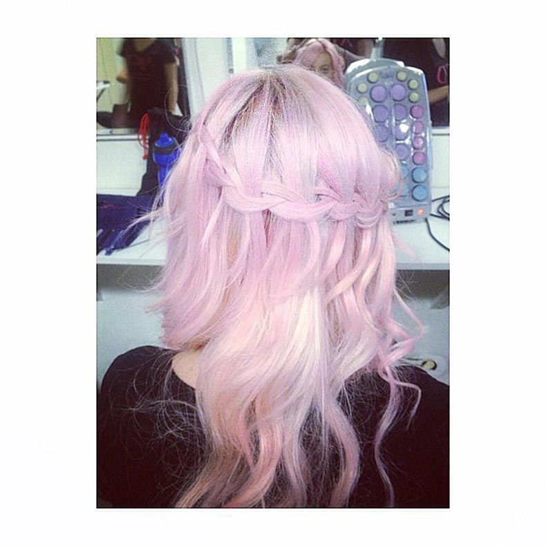 Pink-Waterfall-Braid