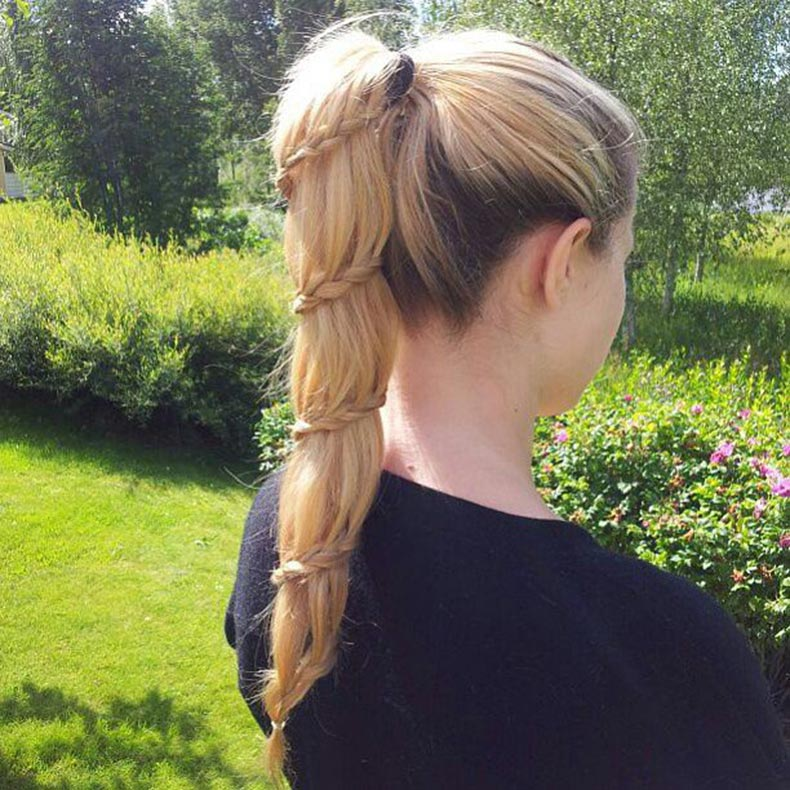 Pony-Spiral-Braid