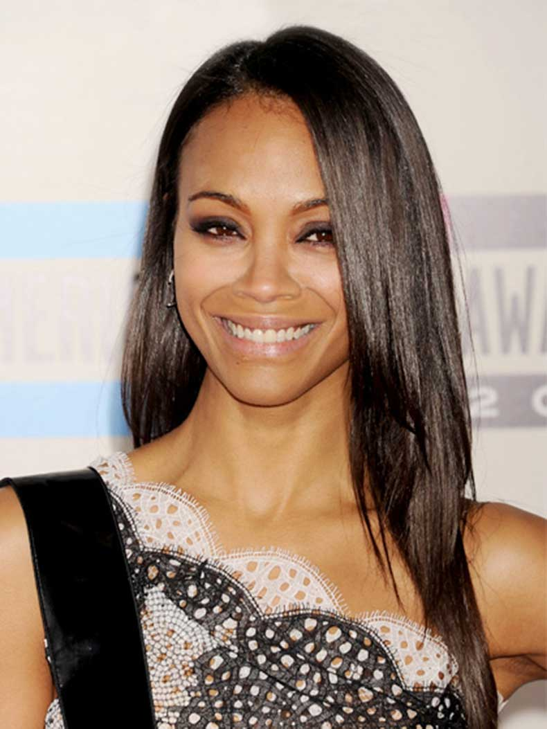 dark-skin-raven-brown-hair-zoe-saldana