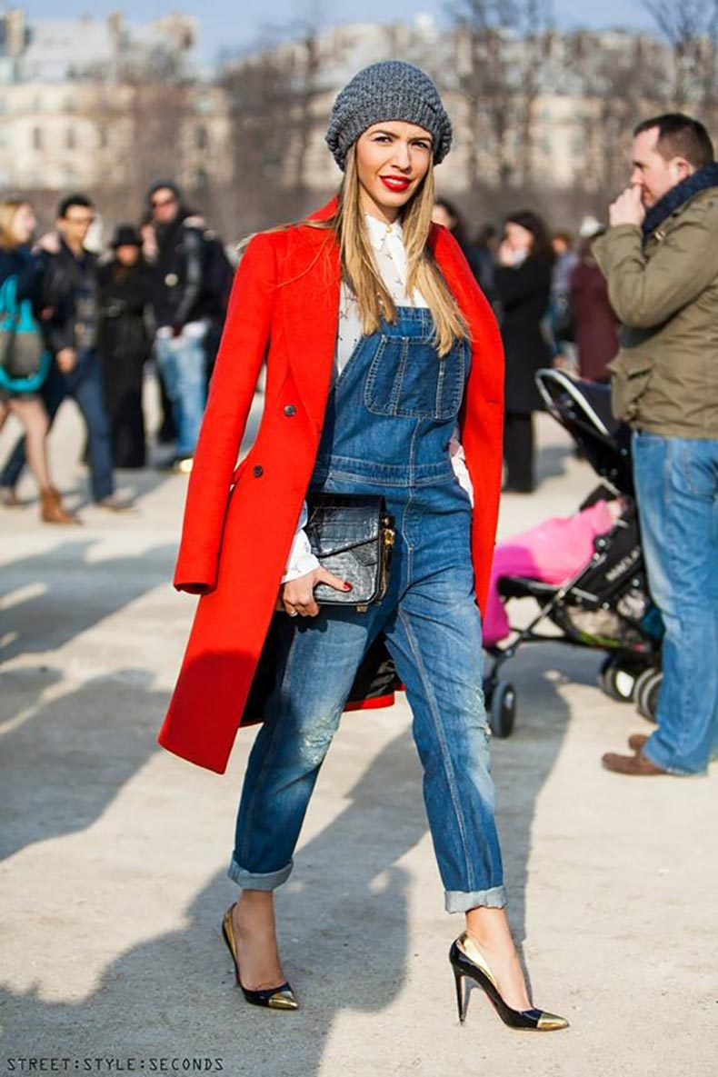denim-overalls-red-coat