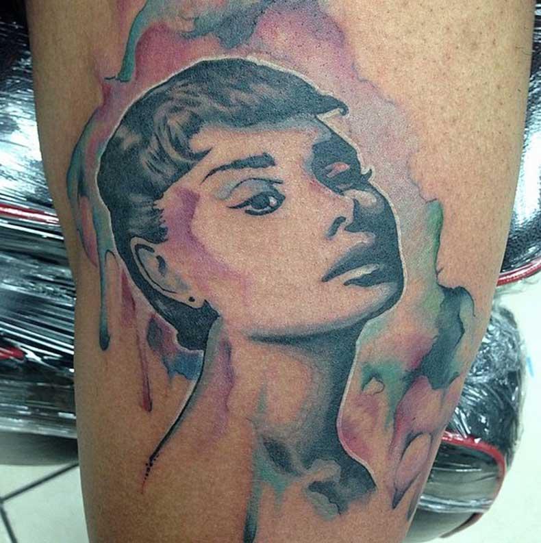 Audrey-Eternal