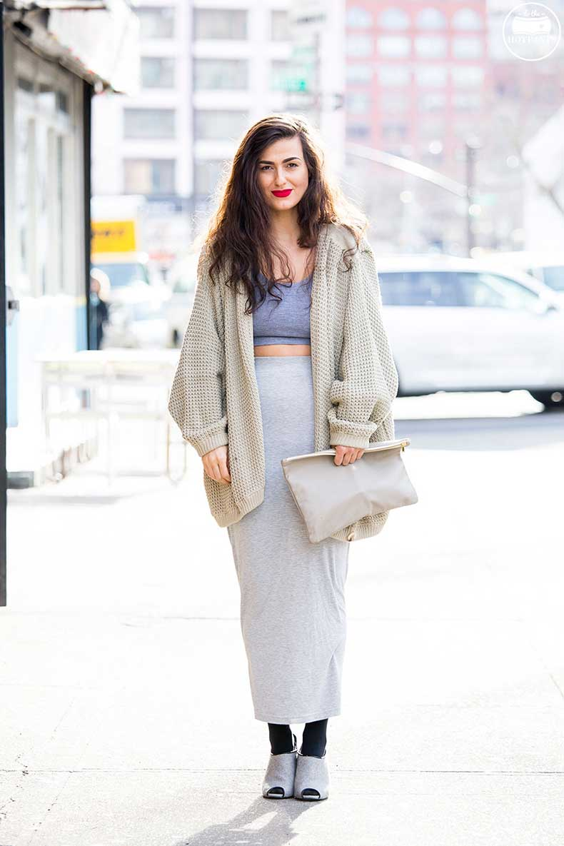 Do-The-Hotpants-Dana-Suchow-Curvy-Woman-Gray-Grey-Outfit-Bodycon-Maxi-Skirt-Crop-Top-IMG_2612