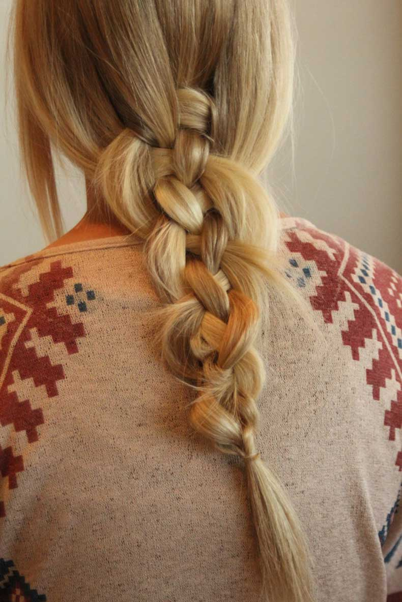 Five-Strand-Braid