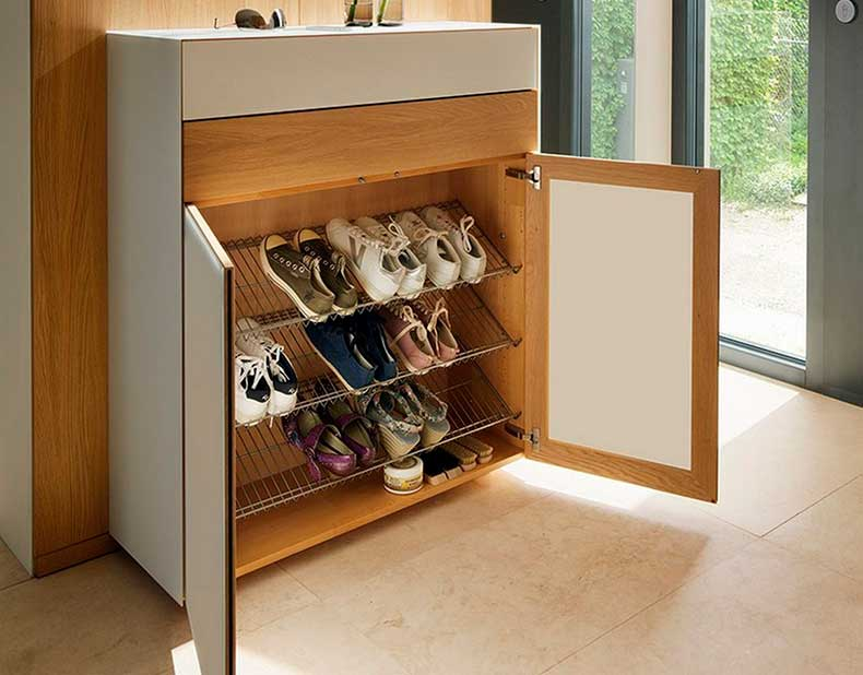 Hallway-As-An-Ideal-Spot-For-Shoe-Rack-With-Hallway-Shoe-Racks-Uk-Design