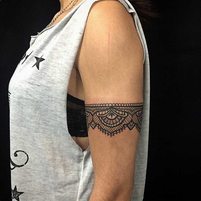 Lacy-Armband