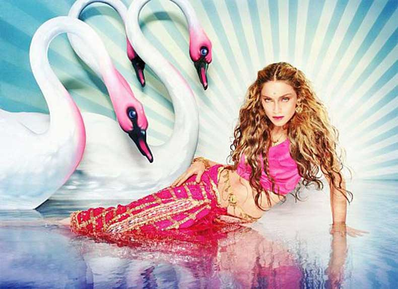 MADONNA-MYTHICAL-SWANS