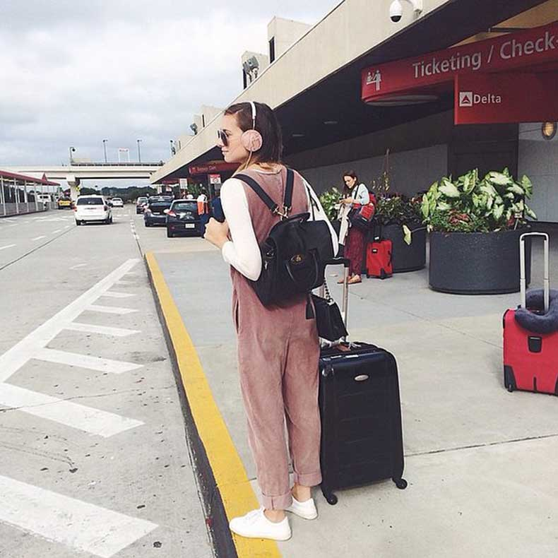 Overalls-airport