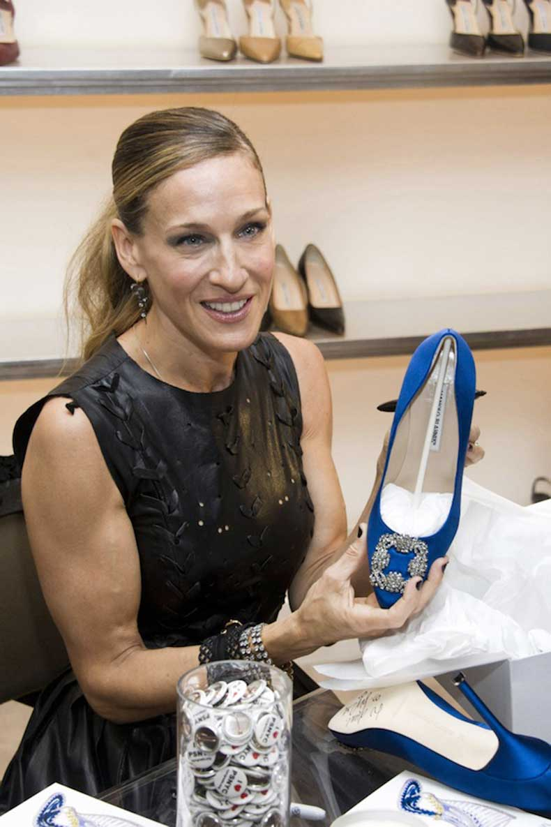 Sarah-Jessica-Parker-New-Shoe-Line