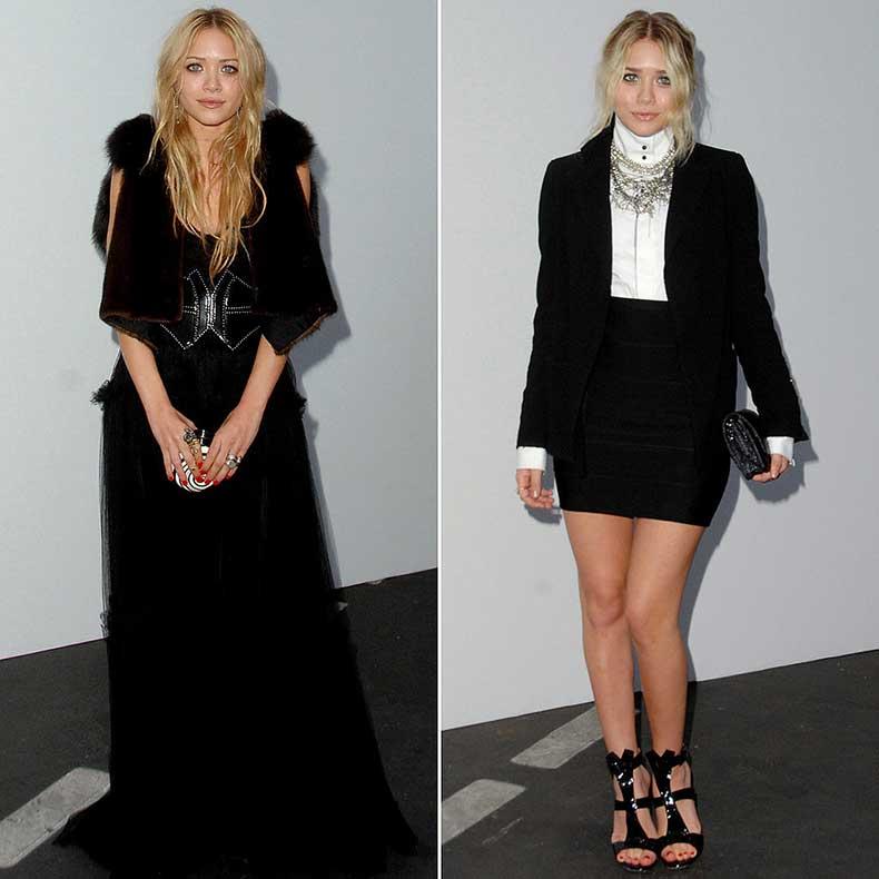 Twinning-combo-Both-girls-nailed-goth-glam-vibe