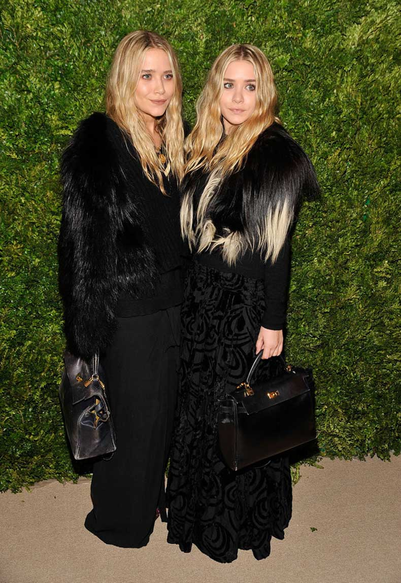 Twinning-combo-Complementing-furs-matching-leather-totes-were