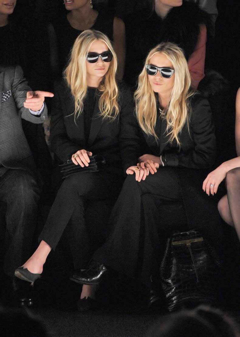 Twinning-combo-black-color-power-Olsens-were