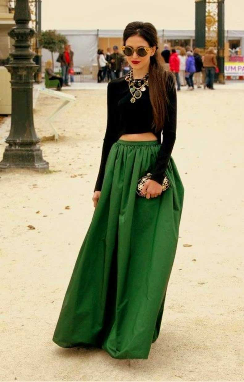 Update-Winter-wear-Style-Street-Style-Looks-Stylish-traditions-to-addict-Maxi-Skirts-in-winter-2014-fashionmaxi.com-2B1